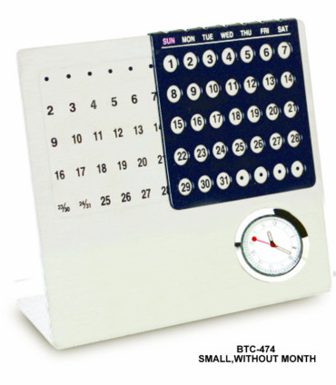 table calendar for office