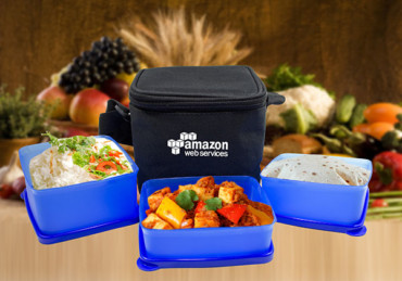 Lunch box for employees